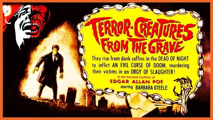 Terror-Creatures from the Grave Terror Creatures From The Grave 1965 Trailer BW 137 mins
