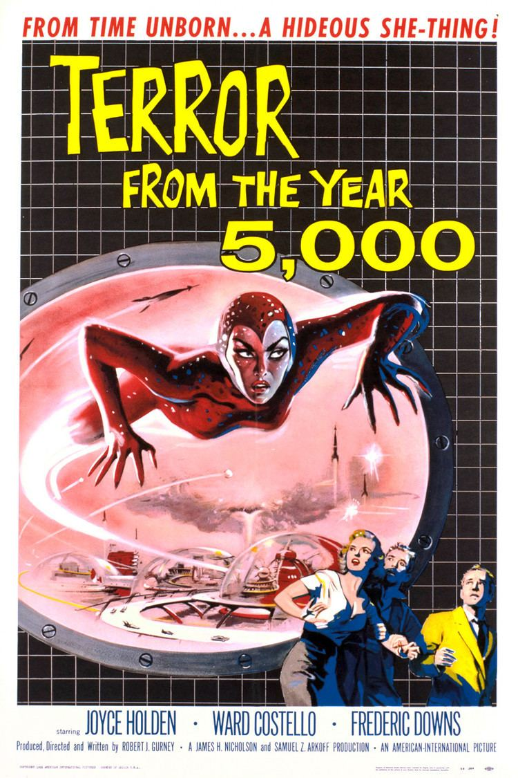Terror from the Year 5000 wwwgstaticcomtvthumbmovieposters38642p38642