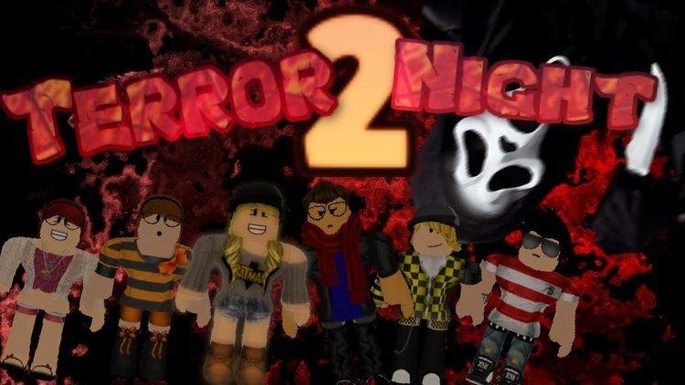 Terror Night Terror Night 2 Roblox Horror Movie YouTube
