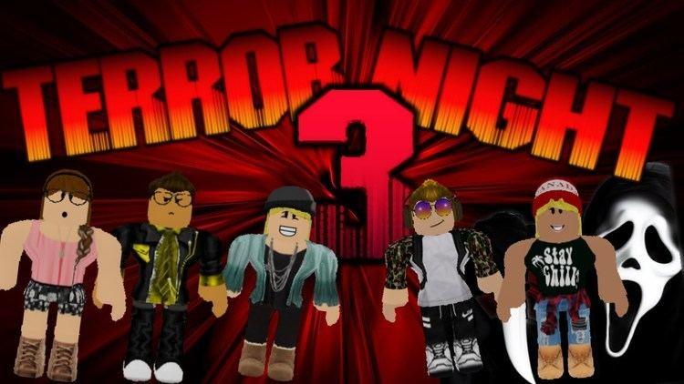 Terror Night Terror Night 3 Roblox Horror Movie YouTube