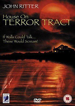 Terror Tract House On Terror Tract 2000 DVD Amazoncouk John Ritter David