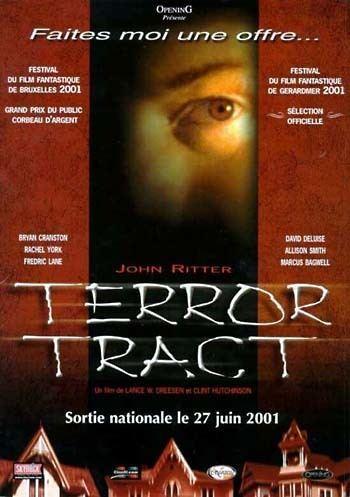 Terror Tract Terror Tract Soundtrack details SoundtrackCollectorcom