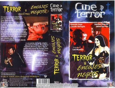 Terror y encajes negros nightmares boulevard un sangriento modo de vida Terror y Encajes