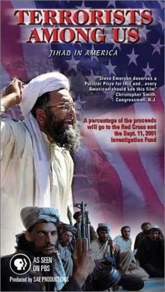 Terrorists Among Us: Jihad in America movie poster