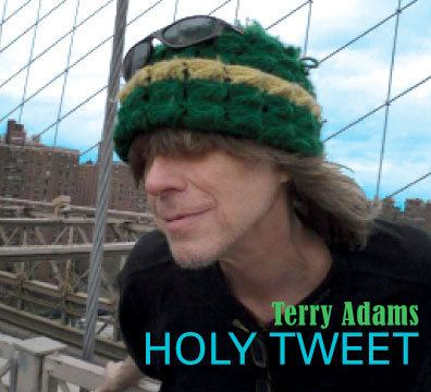 Terry Adams (musician) wwwnrbqcomcdsHolyTweetjpg