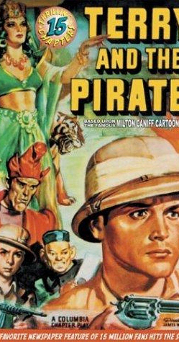 Terry and the Pirates 1940 IMDb