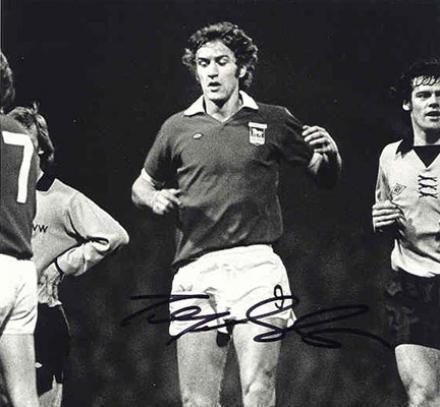 Terry Austin (footballer) Terry Austin IFA Limited