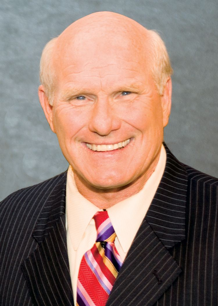 Terry Bradshaw Terry Bradshaw to MC WBCC in 2015 Waltrip Brothers