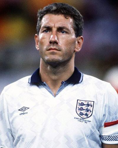 Bassett-Football 1988 #06-rangers /& England-Ipswich Town-Terry Butcher 89
