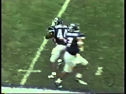 Terry Caulley Terry Caulley Still on his feet UCONN Football 2003 YouTube