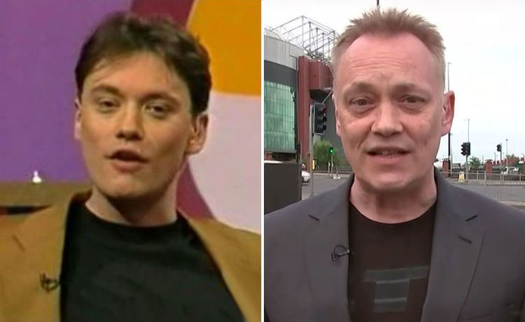 Terry Christian The Word where are the presenters of Channel 4s anarchic Friday