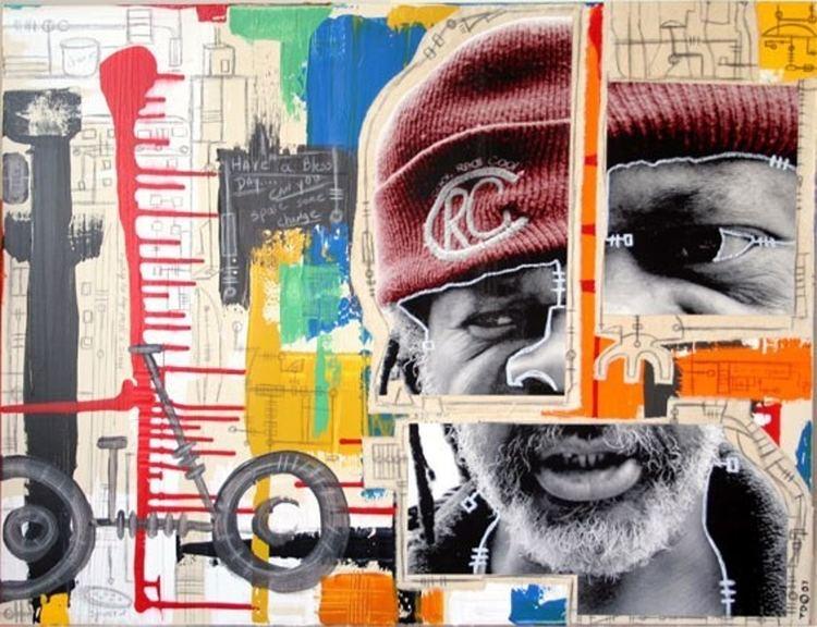 Terry Dixon (artist) Terry Dixon ArtSlant