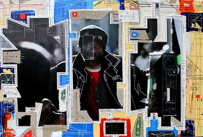 Terry Dixon (artist) The What is Painting Project Featuring Terry Dixon neotericart