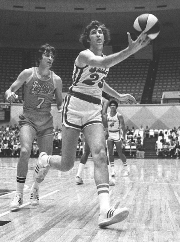 Terry Driscoll ABA American Basketball Association Players