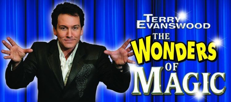 Terry Evanswood Terry Evanswood Presents The Wonders of Magic at WonderWorks Just