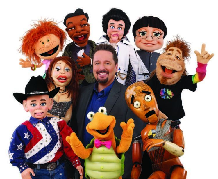Terry Fator The Reel Deal Las Vegas Series Part 1 Terry Fator QampA