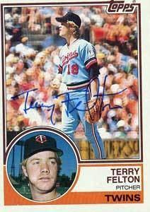 Terry Felton wwwbaseballalmanaccomplayerspicsterryfelton