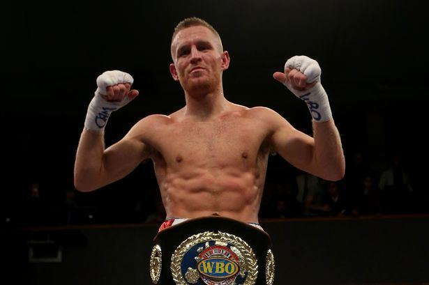 Terry Flanagan (boxer) Boxer Terry Flanagan handed home advantage for worldtitle