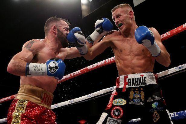 Terry Flanagan (boxer) Manchester boxer Terry Flanagan hopes to emulate hero
