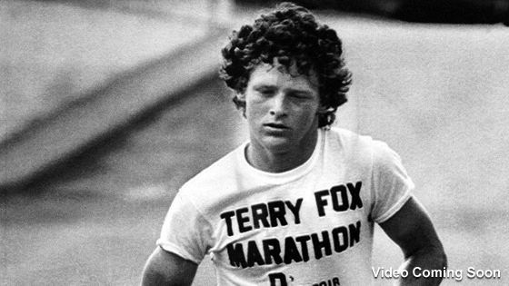 Terry Fox Announcement Terry Fox Movie on ESPN 30 in 30 Series