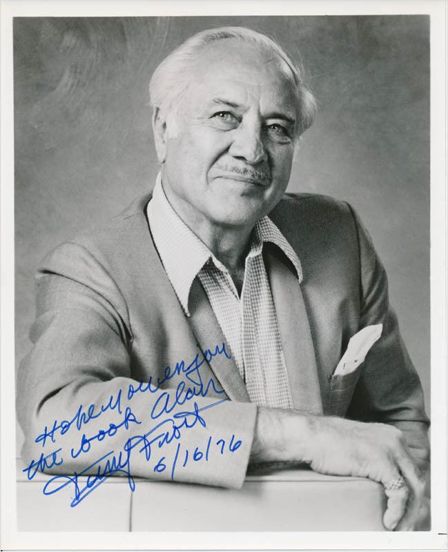 Terry Frost (actor) Terry Frost Inscribed Photograph Signed 06161976 Autographs