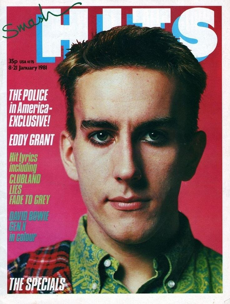 Terry Hall (singer) 25 ide terbaik tentang Terry hall di Pinterest The clash