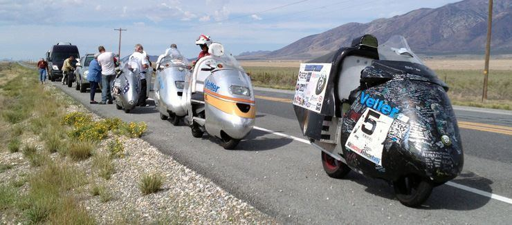 Terry Hershner The Vetter Challenge Hershner Makes History with Electric Zero