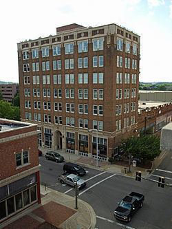 Terry Hutchens Building httpsuploadwikimediaorgwikipediacommonsthu