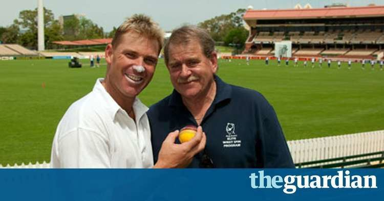 Terry Jenner obituary Sport The Guardian