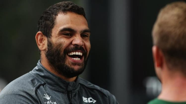 Terry Lamb Greg Inglis field goal Terry Lamb relives infamous shot Daily