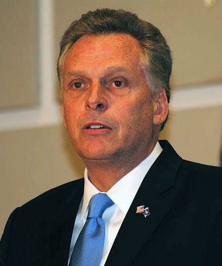 Terry McAuliffe Terry McAuliffe Wikipedia the free encyclopedia