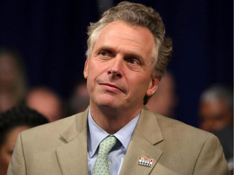 Terry McAuliffe Virginia39s First GOP Governor Supports Democrat Terry