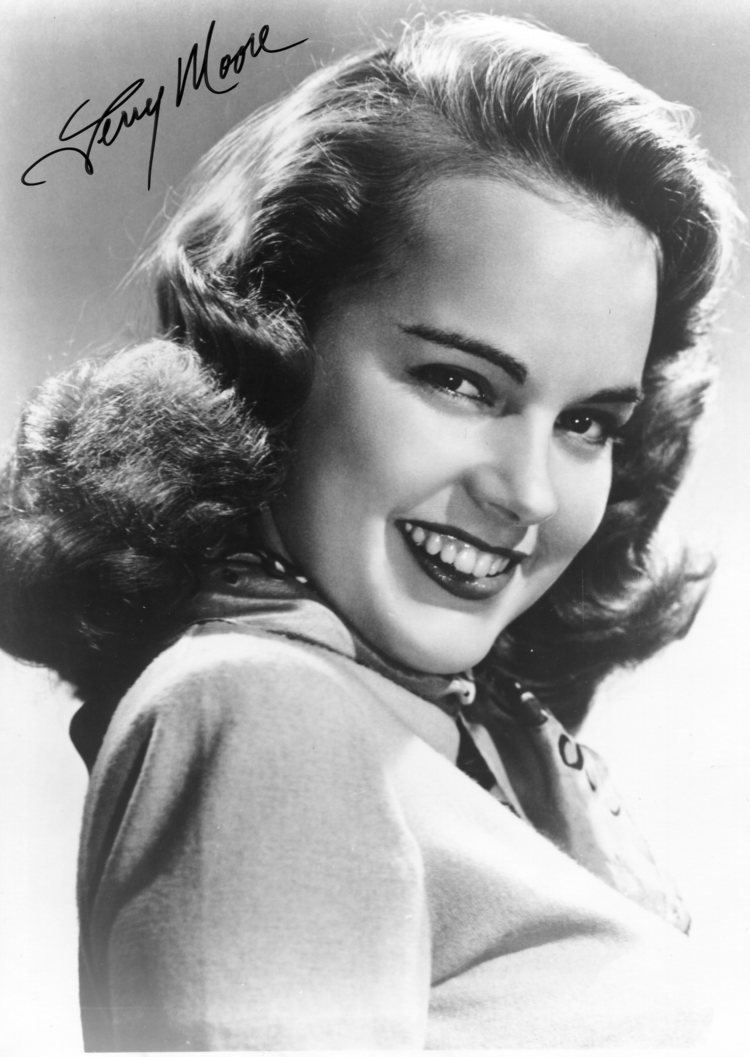 Terry Moore (actress) Celebrities lists image Terry Moore Celebs Lists