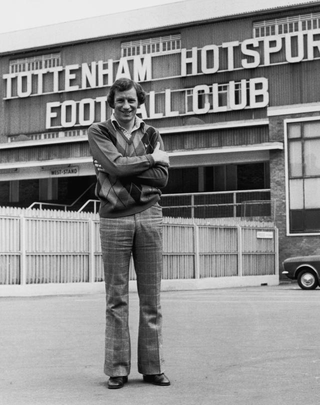 Terry Neill Tottenhams First Game after Bill Nicholson Know Your Tottenham History