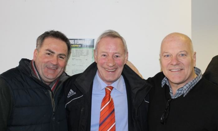 Terry Neill Terry Neill on Wenger Arsenal and how close Spurs came