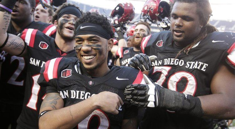 Terry Poole (American football) SDSU39s Terry Poole makes good on 2nd chance readies for