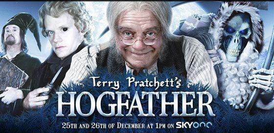 Terry Pratchett's Hogfather WATCH LIST Terry Pratchett39s HOGFATHER Whatever Happens
