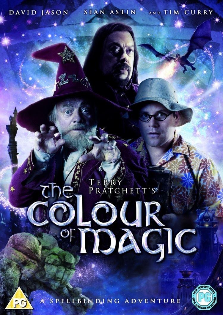 The Colour of Magic (TV film) movie poster