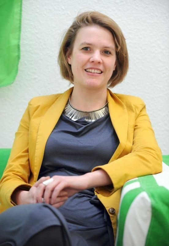 Terry Reintke Zwei Frauen aus Gelsenkirchen fr ein Europa WAZde