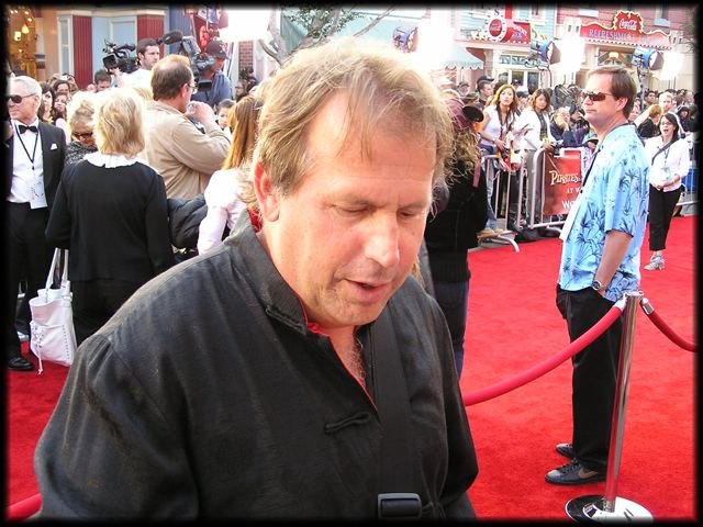 Terry Rossio Writer Terry Rossio Signs On For Pirates Of The Caribbean
