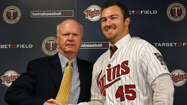 Terry Ryan (baseball) Twins GM Terry Ryan has cancer in neck CBC Sports