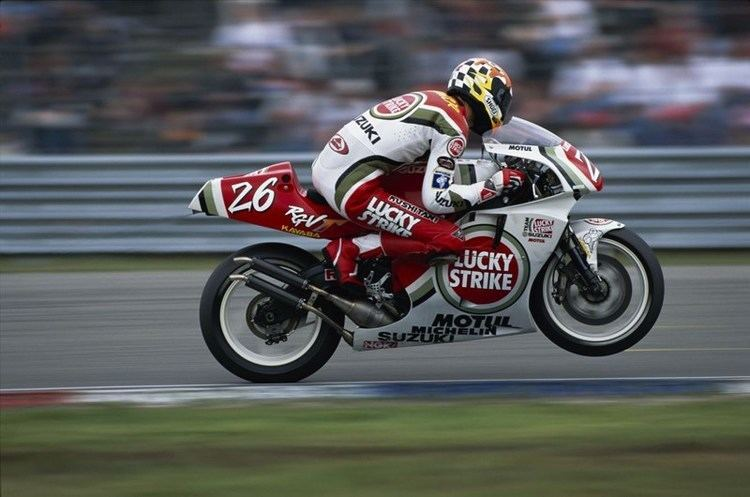 Terry Rymer Rymer racing on TV MCN