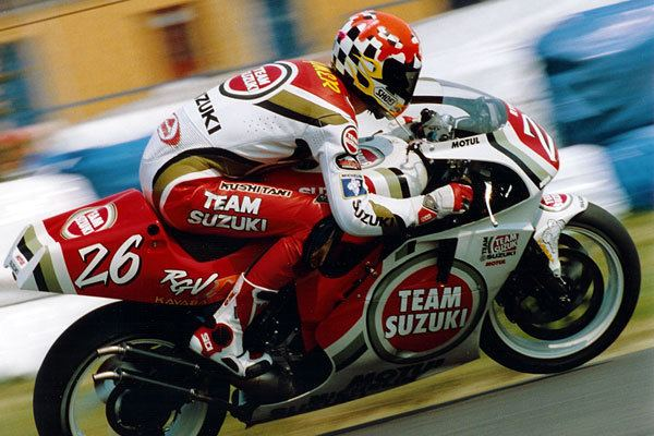 Terry Rymer Racing on 2Wheels Terry Rymer World Superbike