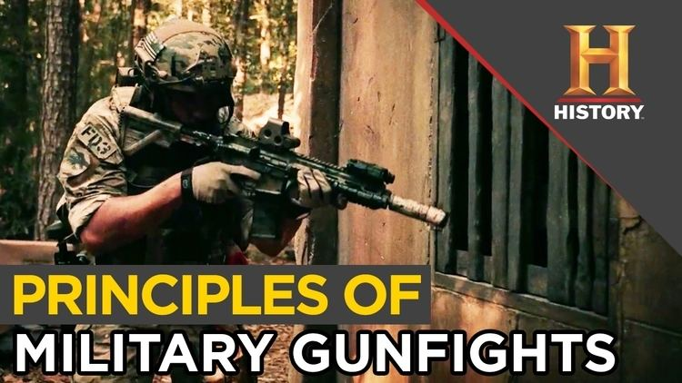 Terry Schappert Learn the Principles of Military Gunfights Asias Special Forces