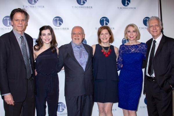 Terry Schreiber Coverage Go Inside the T Schreiber Studio Gala Honoring Edward Norton