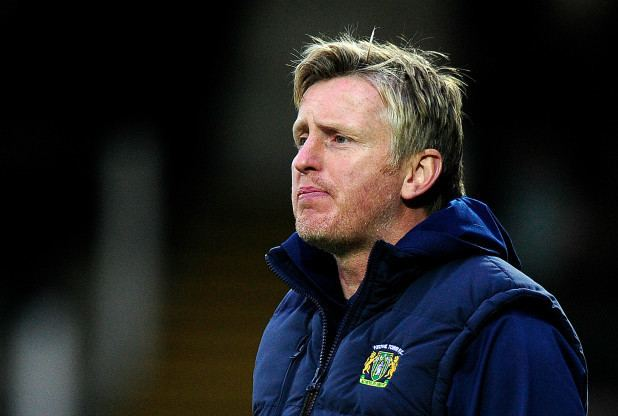 Terry Skiverton Terry Skiverton wants Glovers to turn Huish Park into a