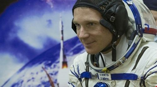 Terry W. Virts The very best tweets from returning astronaut Terry Virts
