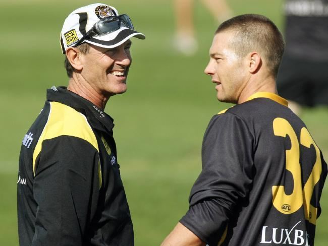 Terry Wallace Ben Cousins jailed Terry Wallace AFL Tonight Fox Sports Daily