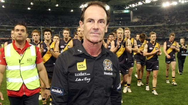 Terry Wallace Terry Wallace reveals his biggest regret at Richmond on Fox Footys