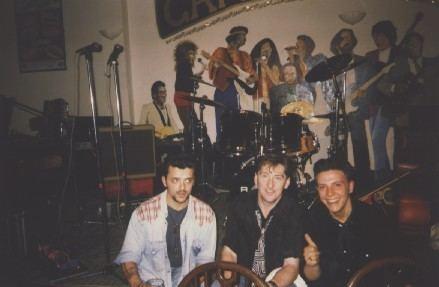 Terry Williams (drummer) MarcodiMaggio